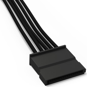 be quiet! Sleeved Power Cable CS-6610, 1x SATA, 600mm (BC024)