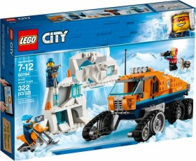 LEGO City Arctic Expedition - Arctic Scout Truck (60194)