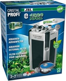 JBL CristalProfi e1502 Aquarien-Außenfilter (6028300)