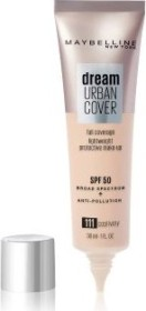 Maybelline Dream Urban Cover Foundation 111 Cool Ivory, 30ml
