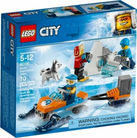 LEGO City Arctic Expedition - Arctic Exploration Team (60191)