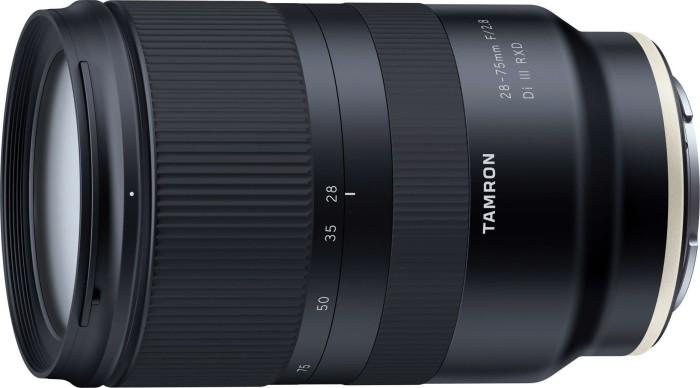 Tamron 28-75mm 2.8 Di III RXD für Sony E schwarz (A036S)