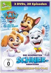 Paw Patrol - Die schönsten Schnee-Abenteuer (DVD)
