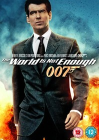 James Bond - The World Is Not Enough (DVD) (UK)