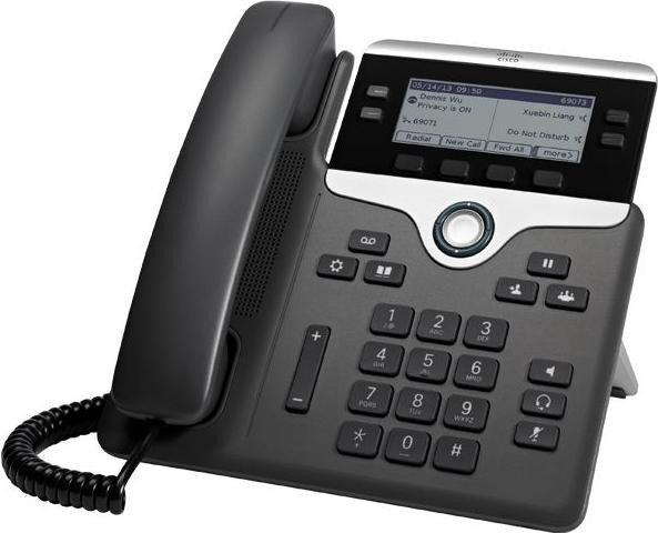 Cisco 7841 IP Phone black (CP-7841-K9=)