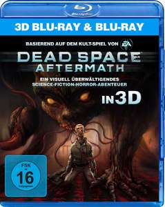Dead Space: Aftermath (3D) (Blu-ray)