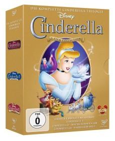 Cinderella Box (Filme 1-3) (DVD)