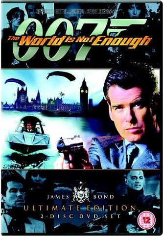 James Bond - The World Is Not Enough (Special Editions) (UK) -- via Amazon Partnerprogramm