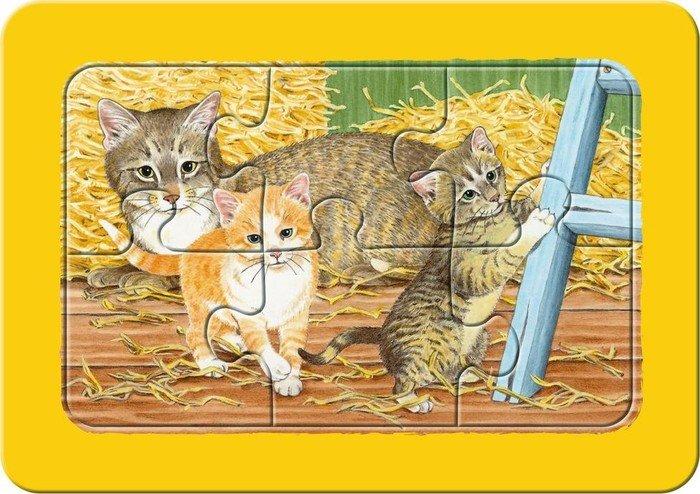 Ravensburger Puzzle Liebste Haustiere (06572)