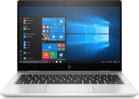 HP EliteBook x360 830 G5 silber, Core i5-8350U, 8GB RAM, 256GB SSD, DE (5SS53EA#ABD)