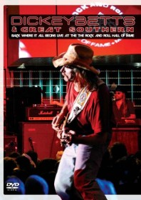 Dickey Betts - Back Where It All Begins