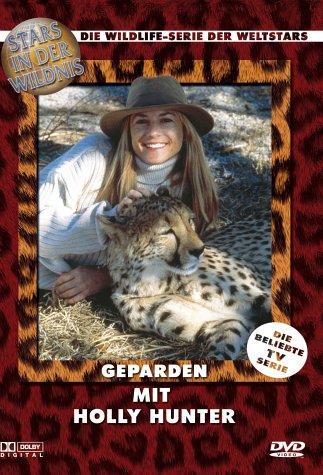 Stars in der Wildnis: Geparden mit Holly Hunter -- via Amazon Partnerprogramm
