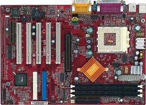 MSI MS-6330 V5.0 K7T Turbo2, KT133A