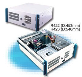 Yeong Yang YY-R422, 4U (without power supply)