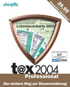 t@x 2004 Professional (PC)