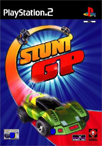 Stunt GP (niemiecki) (PS2) -- via Amazon Partnerprogramm