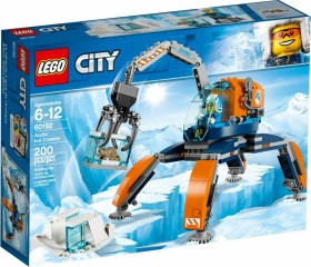 LEGO City Arctic Expedition - Arctic Ice Crawler (60192)