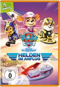 Paw Patrol - Helden im Anflug (DVD)