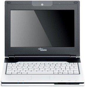 Fujitsu Amilo Mini Ui3520, Atom N270 1.60GHz, 1GB RAM, 60GB HDD (GER-110151-001)