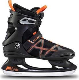 K2 F.I.T. Ice Boa Eishockeyschuhe schwarz/orange (Herren)
