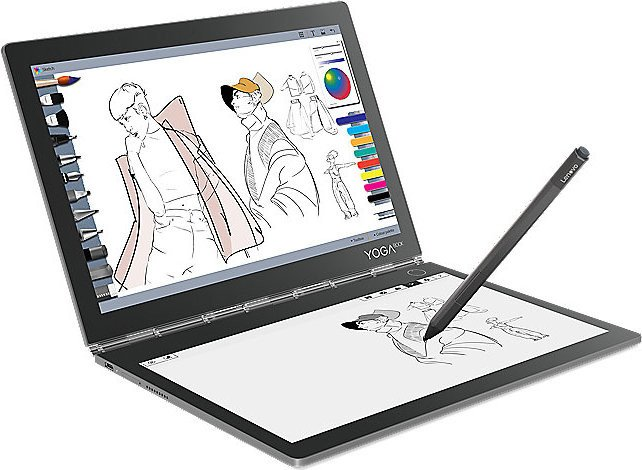 Lenovo Yoga Book C930 YB-J912F LTE 256GB (ZA3T0055DE)