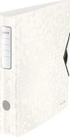 Leitz Qualitäts-Ordner 180° Active WOW 65mm, violett (11070062)
