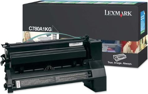 Lexmark C780A1KG Return Toner schwarz -- via Amazon Partnerprogramm