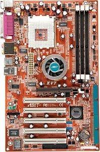 ABIT KV7, KT600 (PC-3200 DDR)