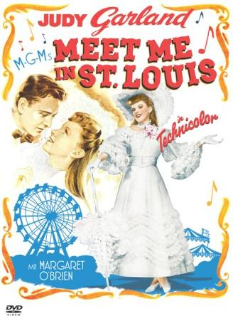 Meet me in St. Louis -- via Amazon Partnerprogramm