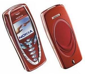 Nokia Xpress-on Cover for Nokia 7210 (various colours)