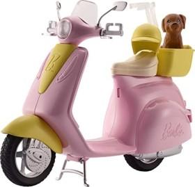 Mattel Barbie Scooter & Puppy (DVX56)