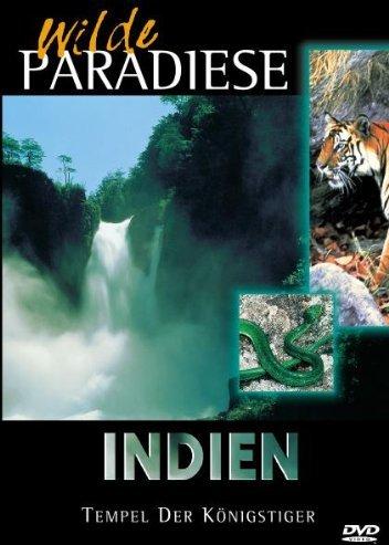 Wilde Paradiese - Indien: Tempel der Königstiger -- via Amazon Partnerprogramm