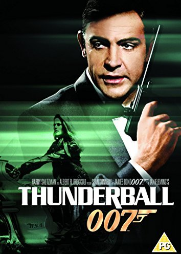 James Bond - Thunderball (UK) -- via Amazon Partnerprogramm