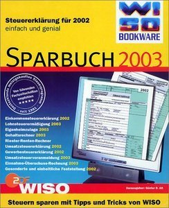 Buhl Data: WISO Sparbuch 2003 (PC)