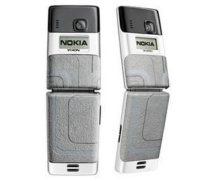 Nokia Xpress-on Cover for Nokia 7200 (various colours)