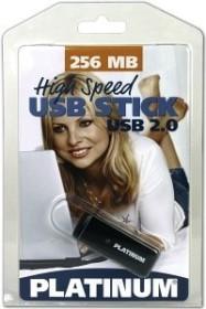 BestMedia Platinum ALU 256MB, USB-A 2.0 (177501/177551)