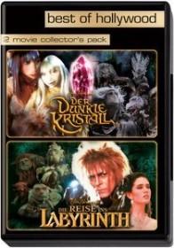 Der dunkle Kristall/Die Reise ins Labyrinth (DVD)