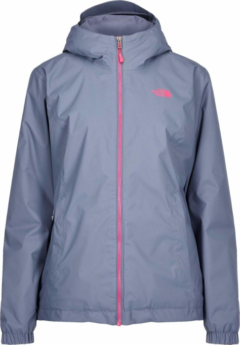 online store df533 9b0fc The North Face Quest Jacke grisaille grey (Damen) (A8BA-3YH) ab € 45,90