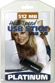 BestMedia Platinum ALU 512MB, USB-A 2.0 (177502/177552)