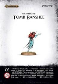 Games Workshop Warhammer Age of Sigmar - Nighthaunt - Tomb Banshee (99070207003)