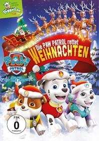 Paw Patrol - Die Paw Patrol rettet Weihnachten (DVD)