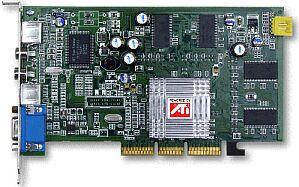 Sapphire Atlantis Radeon 9000, 128MB DDR, ViVo, AGP