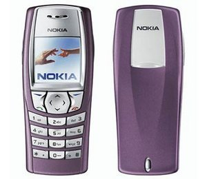 Nokia Xpress-on Cover for Nokia 6610 (various colours)
