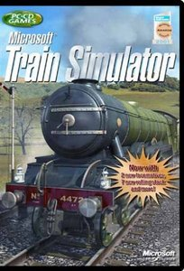 Microsoft Train Simulator (angielski) (PC)