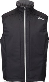 Löffler Windstopper Active cycling vest black (men) (19013-990)