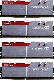 G.Skill Trident Z silver/red DIMM kit 64GB, DDR4-3333, CL16-16-16-36 (F4-3333C16Q-64GTZ)