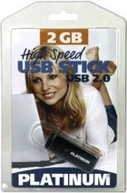 BestMedia Platinum ALU 2GB, USB-A 2.0 (177504/177554)