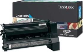 Lexmark Return Toner C780H1CG cyan