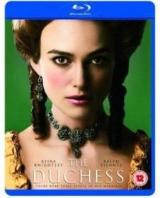 The Duchess (Blu-ray) (UK)