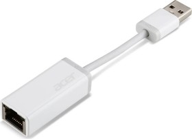 Acer USB-A to Ethernet Adapter Cable, RJ-45, USB 2.0 [Stecker] (NP.CAB1A.016)